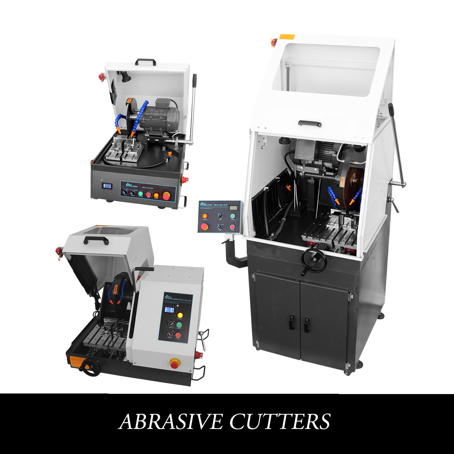 Metallographic Abrasive cutters