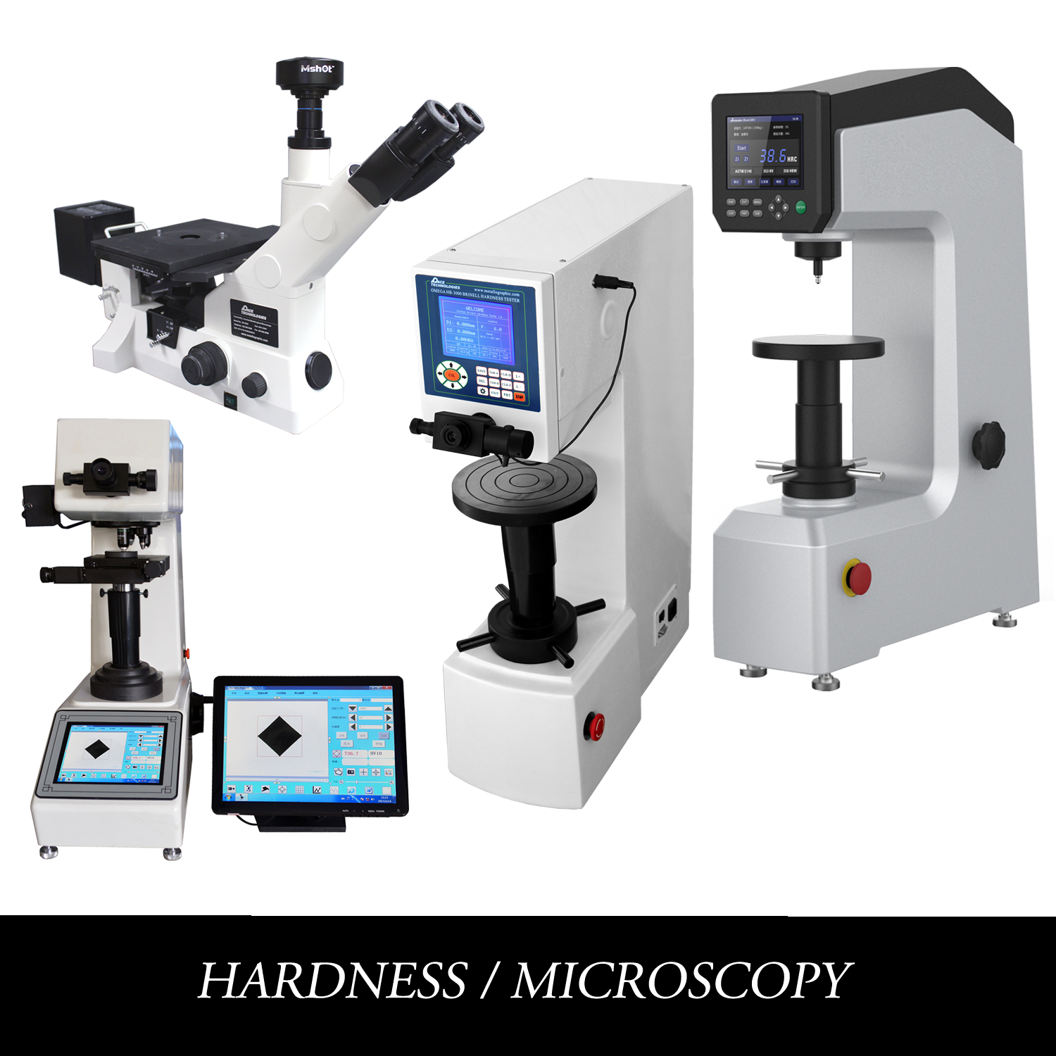 Metallographic Microscopes