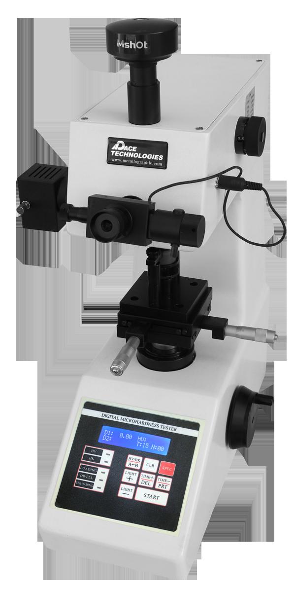 HV-1000Z Microhardness Tester