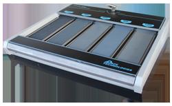 PENTA 5000 Metallographic 5-Station Hand Grinder