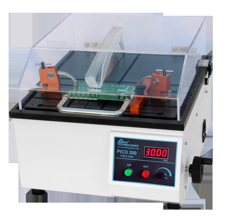 Metallographic Precision Laboratory Saws