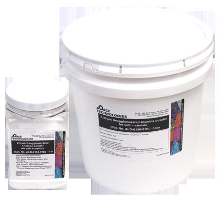 PACE Technologies 0.30 micron deagglomerated electronics graded alumina powder