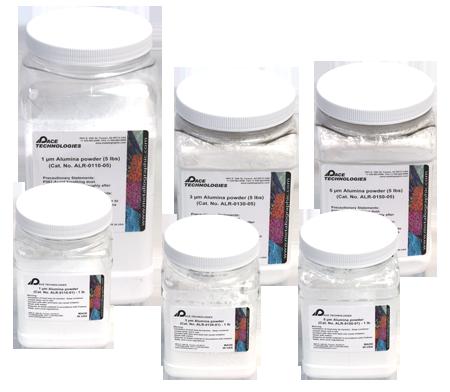 PACE Technologies 1 micron deagglomerated electronics graded alumina powder