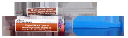 PACE Technologies Metallographic 15 micron monocrystalline diamond paste