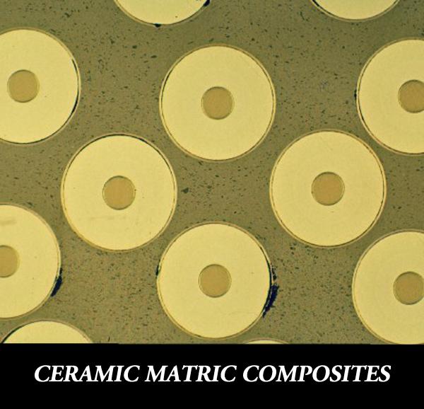 Metallographic specimen preparation for ceramic matrix composites (CMC'S)