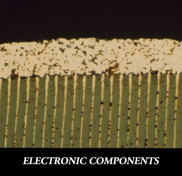 Metallographic Preparation of Electronic Components