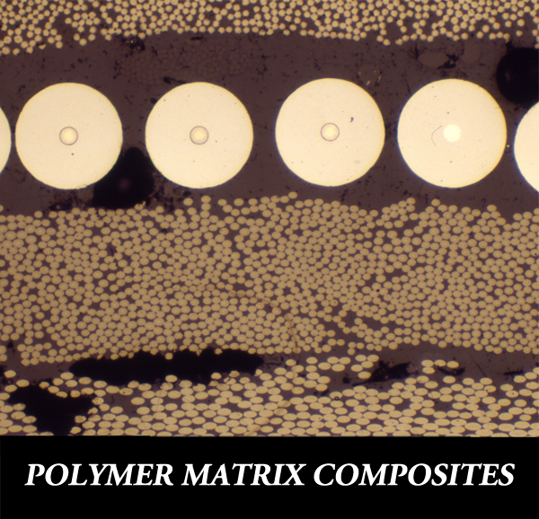 Metallographic specimen preparation for polymer matric composites (PMC'S)