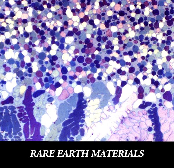 Metallographic Preparation Rare Earth Materials