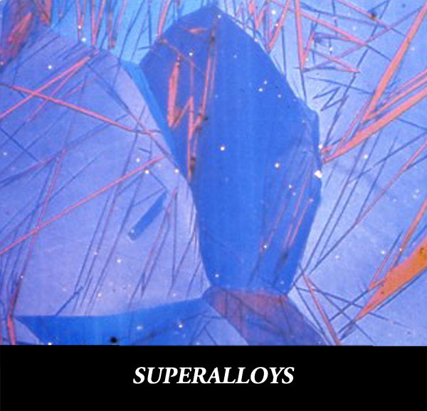 Metallographic Preparation for Superalloys