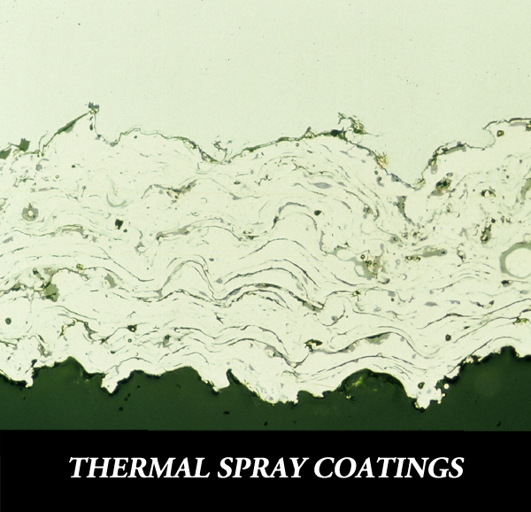 Metallographic Preparation of Thermal Spary Coatings