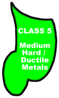 Metallographic CLASS 5 procedures