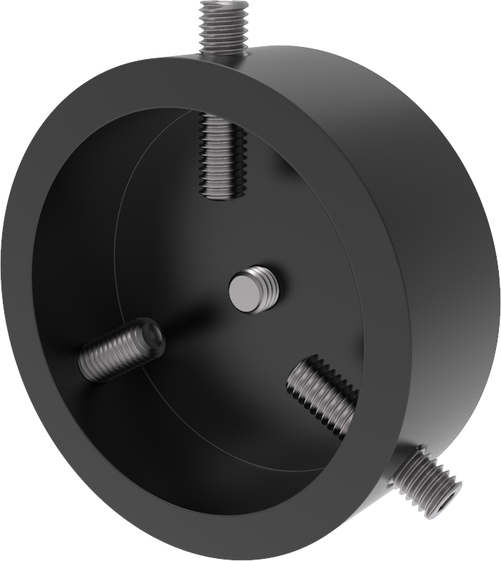 PICO 155 Sample holder for 1.5-inch round and mounted specimens