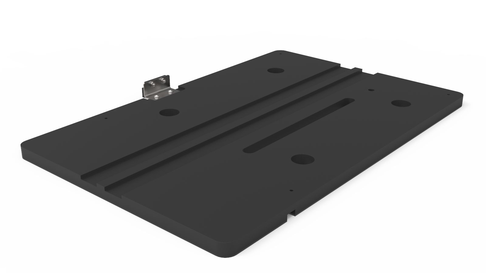 PICO 155 Cutting table attachment for manual cutting of printed circuit board specimens
