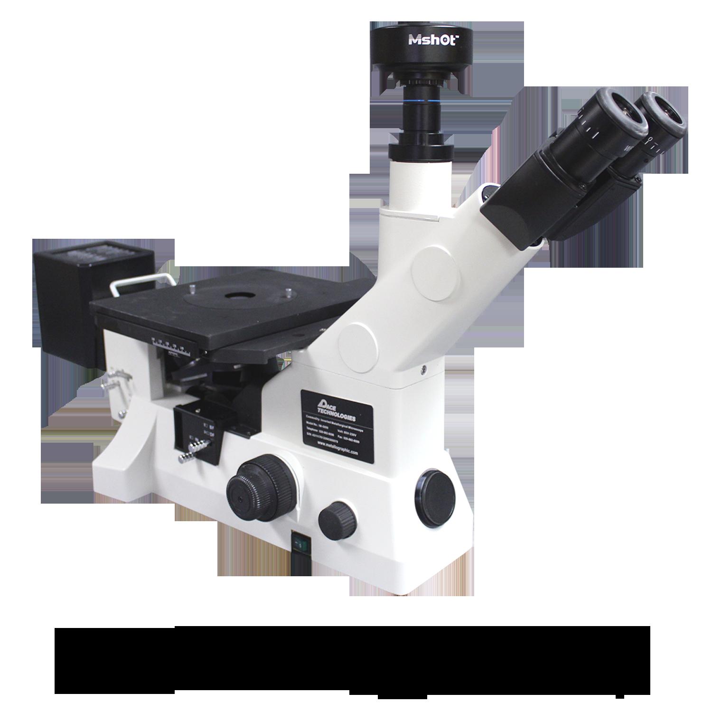 Metallographic IM-5000 metallurgical microscope