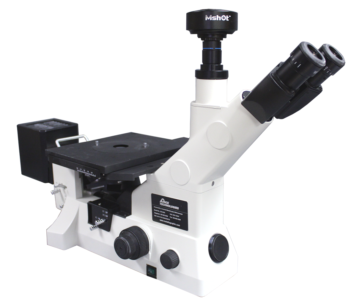 Metallography Microscopes