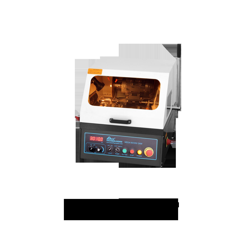 MEGA-M250 Metallographic Abrasive Cutter