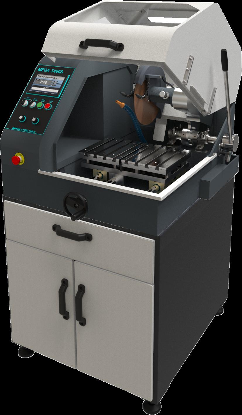 MEGA-T400S 16-inch Abrasive Cutter