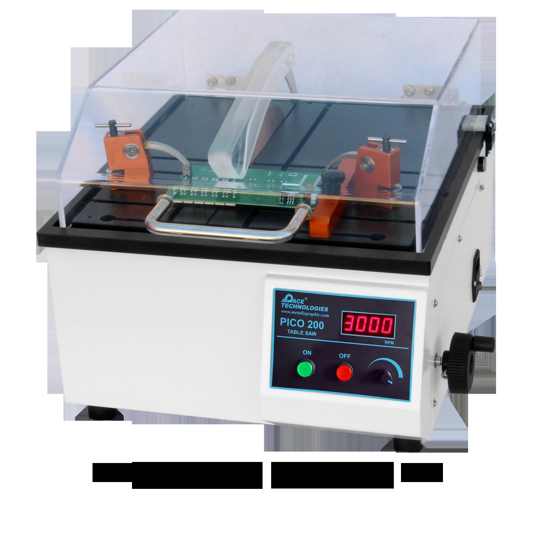 PICO 200 Precision Metallographic Cutter