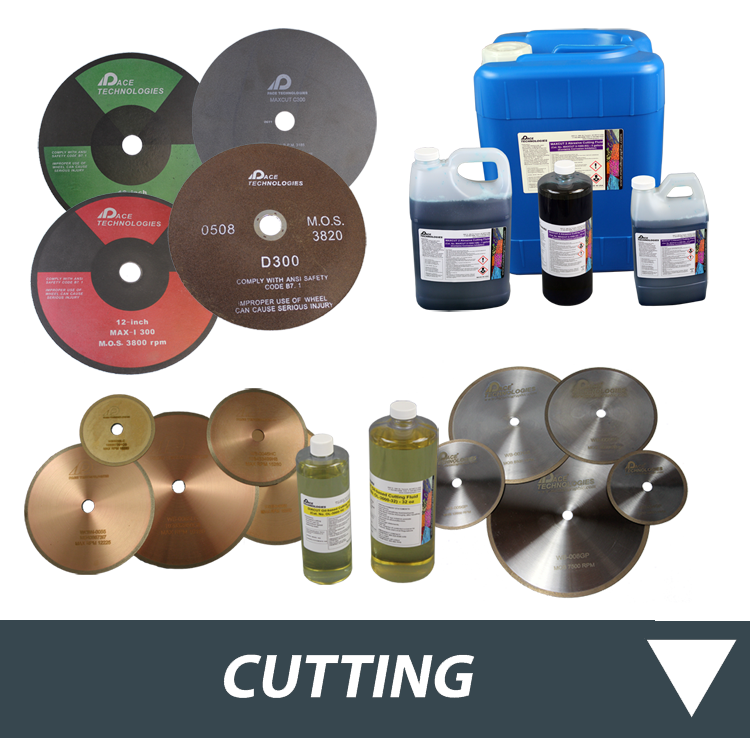 Metallographic Abrasive Cutting Consumables