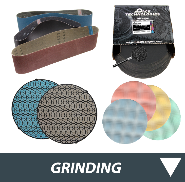 Metallographic Grinding Consumables