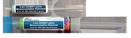 PACE Technologies Metallographic 3 micron monocrystalline diamond paste