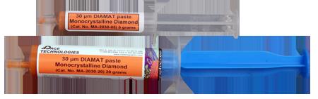 PACE Technologies Metallographic 30 micron monocrystalline diamond paste