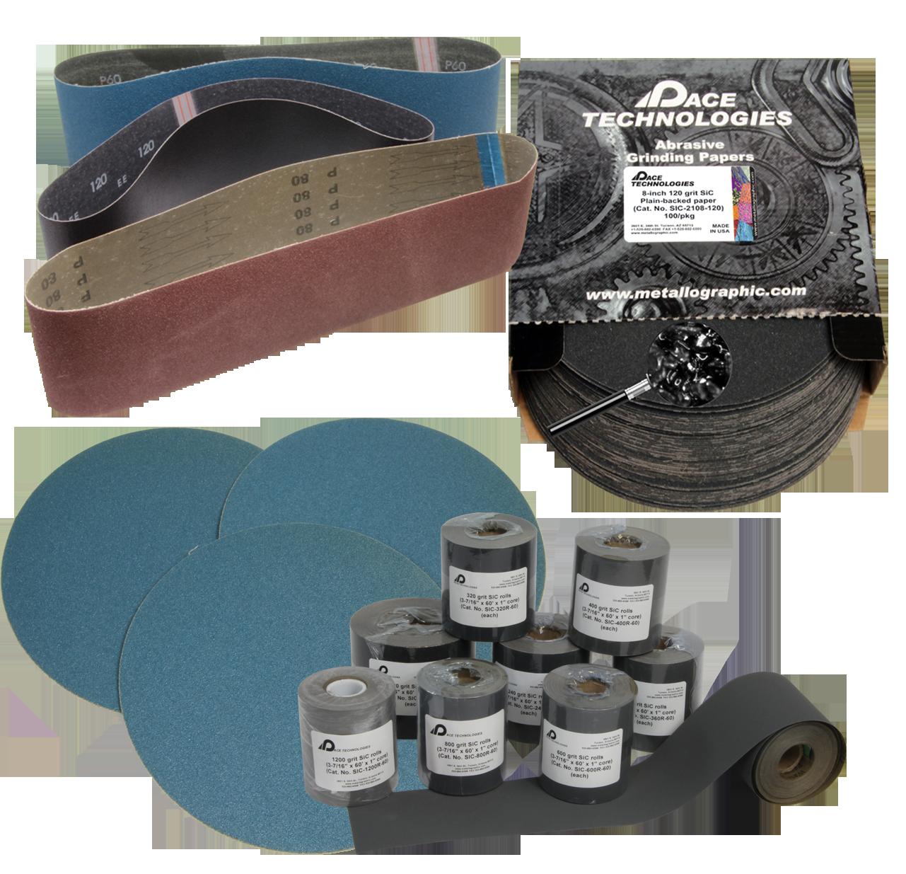 Metallographic Abrasive Grinding